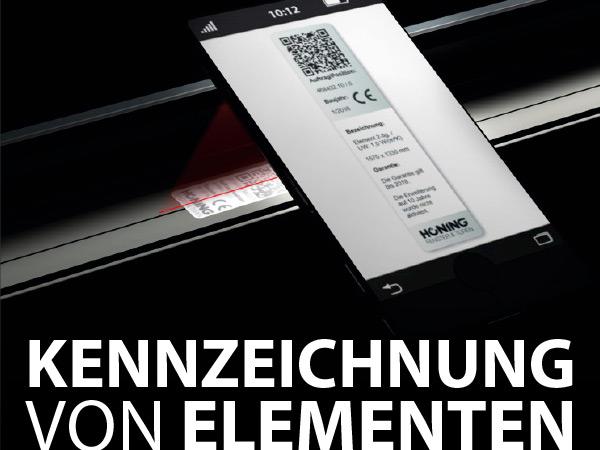 Elementkennzeichnung