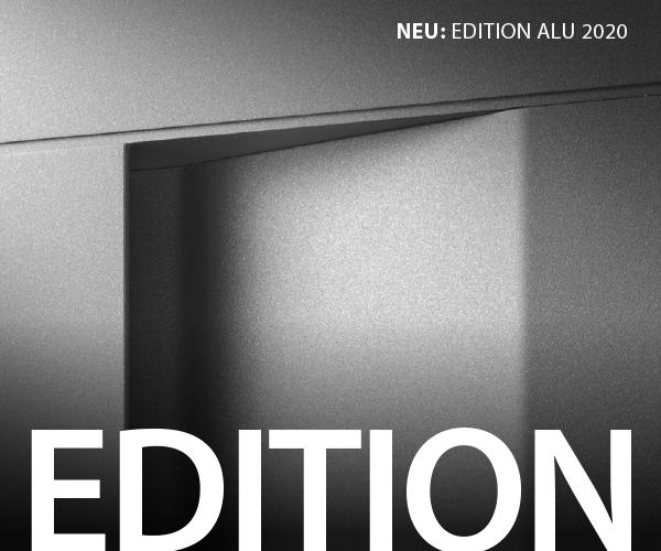 Neuigkeiten: EDITION ALU 2020