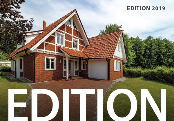 Neuigkeiten: EDITION 2019 Kunststoffhaustüren